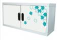 MAX-011 / J 2 cabinet doors open to hang the book