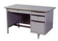 DP.Desk - Steel Top T-2642