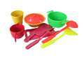 Funny cooking set toy
