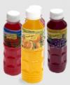 Fruit drink with nata de coco