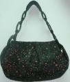 Woman model handbags