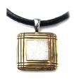 Square kelly pendant