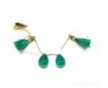 Designers Emerald beads