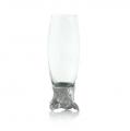 Clear wine glass: Boar
