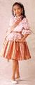 Girls' dress R047