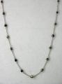 Briolette chain