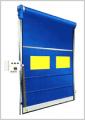 Fast action roller doors