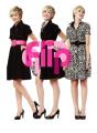 Women dresses. Flip.
