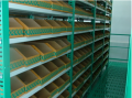 Retail Micro Shelving System