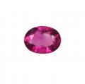 Pinkish Red Rubellite stone