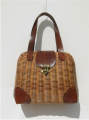 Rattan Handbag CJ 866