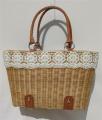 Rattan Handbag CJ 869