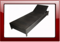 Pool-bed straight BPP-002