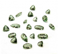 Fancy semi-precious stones