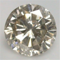 Round Natural Diamond