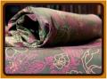 Printed-design Silk