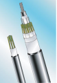 Slotted RibbonType Optical Fiber Cable
