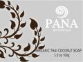 Organic thai coconut soap