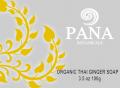 Organic thai ginger soap