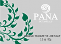Organic thai kaffir lime soap