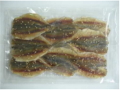 Dry Fish:  Yellow Stripe Trevally