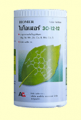 Foliar fertilizer with chelate trace elements and humic acid