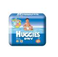 Huggies ® Dry.