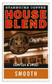 Starbucks Coffee House Blend