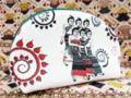 Pouch purse  KN001
