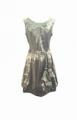 Sleeveless dress KLD-013th