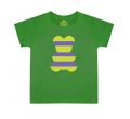 T-shirt Striped bear