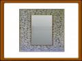 Rec.-Dot Wood Mirror Frame