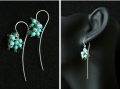 Earrings se0006 - Dangling High Heel