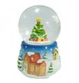 Water globes Christmas