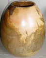 Mango Plain Vase VA11