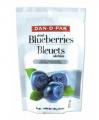 Blueberries, Unsulphured