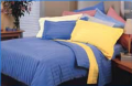 Plain dyed bedding
