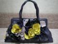 Handbag Multi-Color Flowery 02