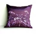 Silk Cushion by Dokkhem Handicrafts