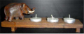 Decorate Candle Holder Elephant DH-046