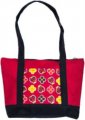 Ladybird-Print TOTE BAG