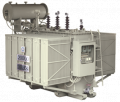 Transformer with On Load Tap Changer