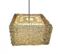 Lamp ceiling square