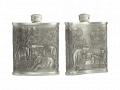Elephant  Both Side Flask