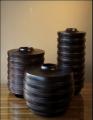 Wooden Vase Ex2524