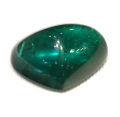 Heart-Cut Emerald