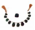 Pear shape Loose Emerald Stone