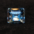 Emerald Cut Aquamarine