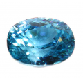 Pastel Blue Zircon stone