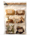 DIY 100% Natural Herb Bath Bag Kit
